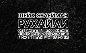 sheykh-suleyman-ruhayli-otvechaet-tem-kto-schitaet-chto-pravitel-musulmanin-mojet-byt-neshariatskim
