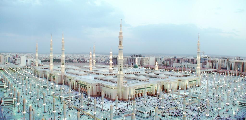 Мечеть Пророка (мир ему и благословение)